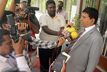 Champika and Wijeyadasa at PCoI...