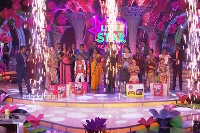 Winners of Derana Little Star - Season 10