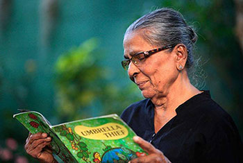 Veteran children's book author and illustrator Sybil Wettasinghe passes away