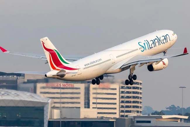 Four charter flights bring in more stranded Sri Lankans