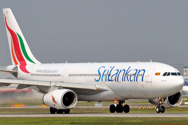 SriLankan flights return with expats stranded in Maldives, S. Korea