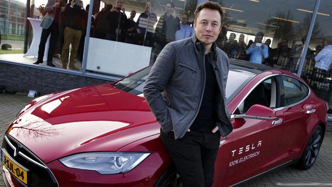 Tesla is now worth more than Toyota, Disney and Coke