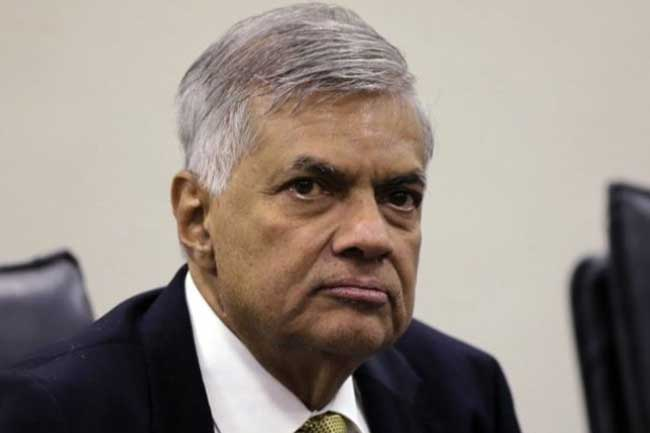 CID team visit Ranil's home to record statement