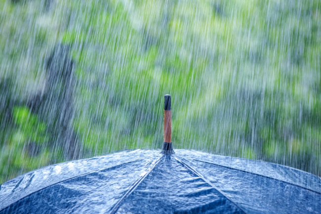 Showers or thundershowers possible in some provinces