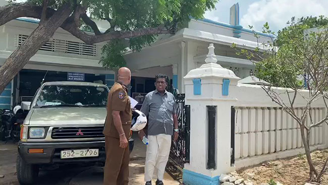 Shivajilingam released on bail