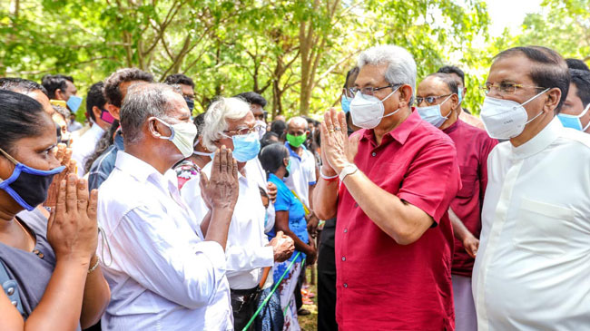 Farmers urge President not to allow artificial rice shortages