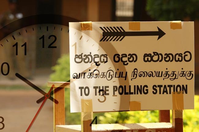 General Election 2020: Polling time extended