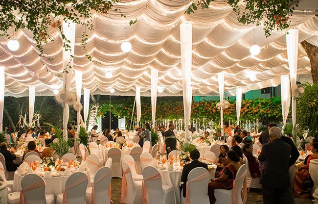 Number of guests allowed at weddings increased