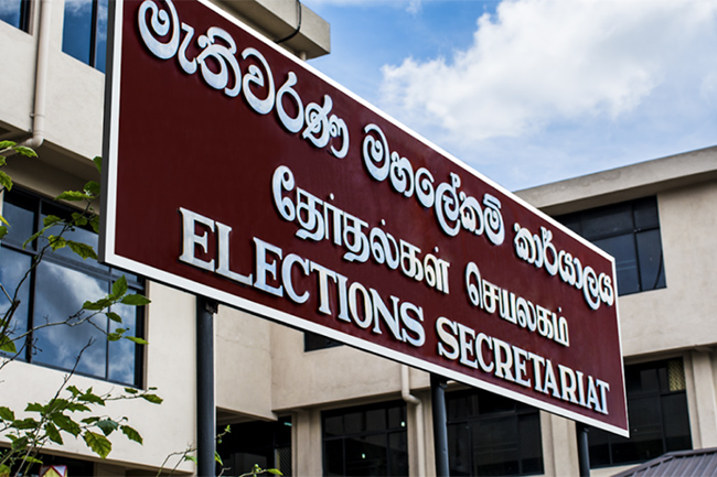 Election body calls a meeting with ministerial officials