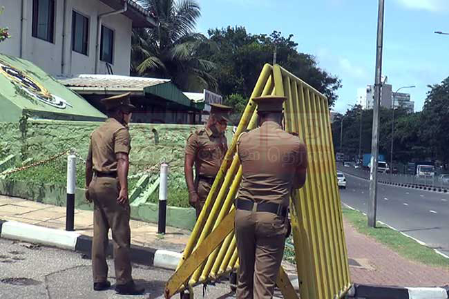 Welikada Prison off limits for visitors until further notice