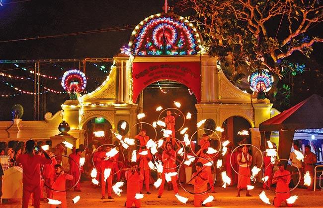 Public not allowed to visit Kataragama during Esala Perahera festival
