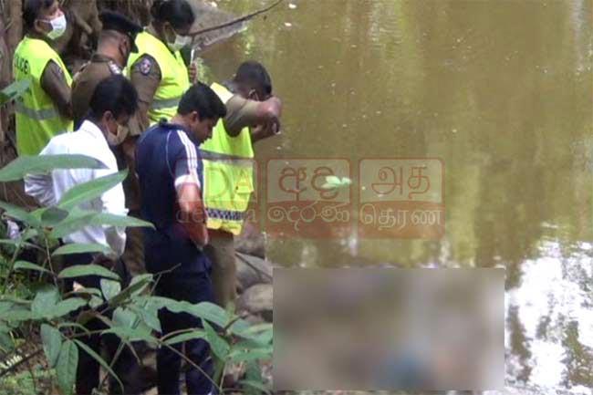 Bodies of two unidentified males found in Denawaka River