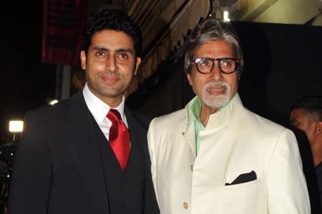 Amitabh Bachchan and son Abhishek test COVID-19 positive
