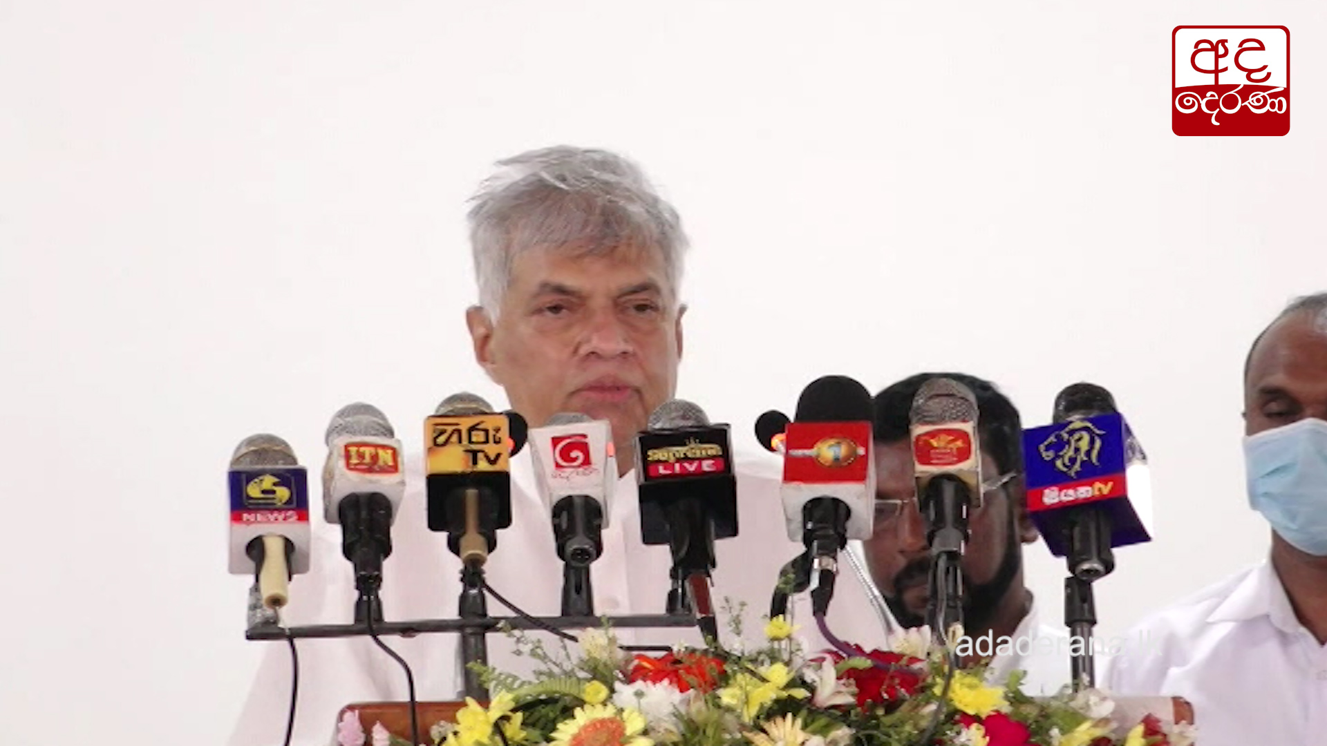 Country's foremost issue is facing COVID-19 – Ranil