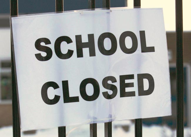 All govt. schools closed until July 17