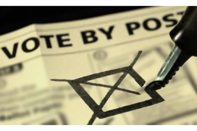 Postal voting for General Election 2020 begins today