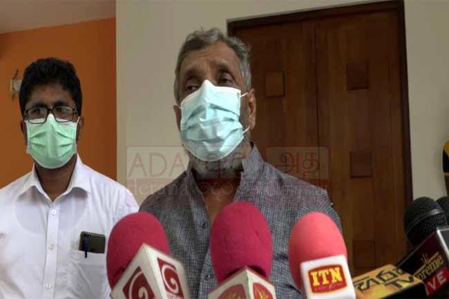 Deshapriya on why Rajanganaya postal vote was postponed