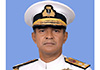 Outgoing Navy Chief promoted to the rank of Admiral
