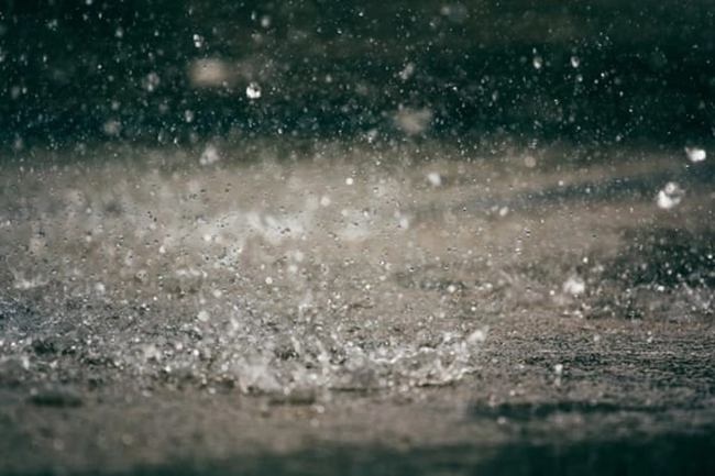 Fairly heavy rainfall expected in parts of the island