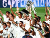 Real Madrid seal Spanish title with win over Villarreal