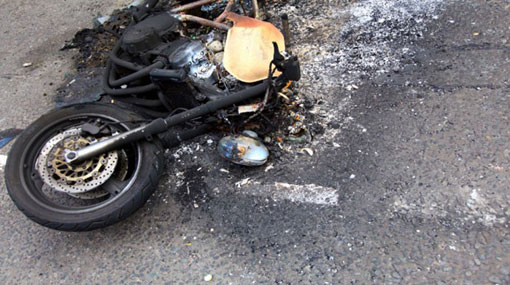 Four persons on motorcycle killed in fatal crash