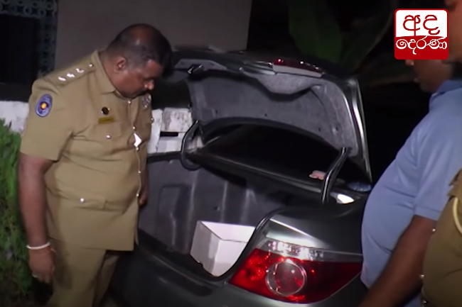 Another Excise officer under arrest over an 'Ice' racket