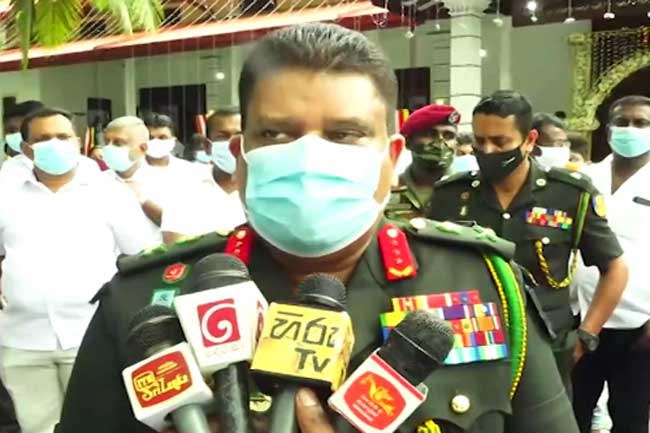 Repatriation of Sri Lankans to resume within next week – Army Chief