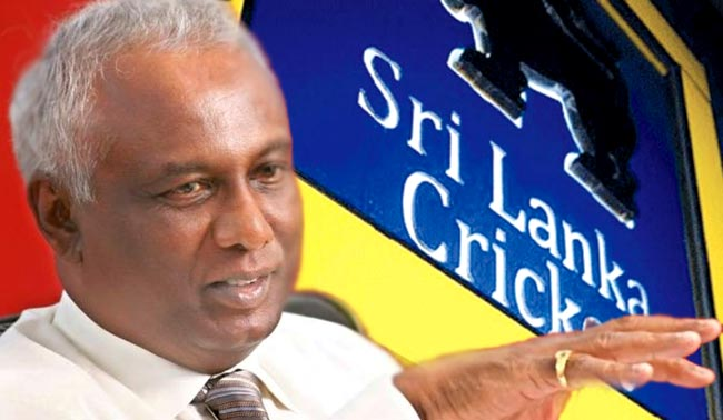 Jayantha Dharmadasa appointed SLC vice-president
