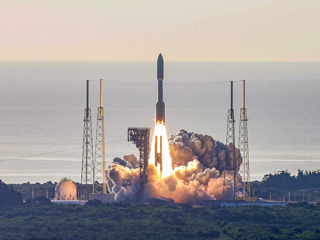 NASA's new Mars rover launches from Florida to seek signs of past life