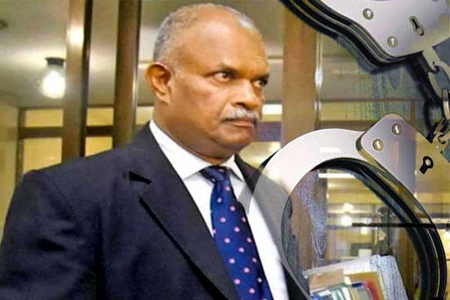 Shani Abeysekara arrested
