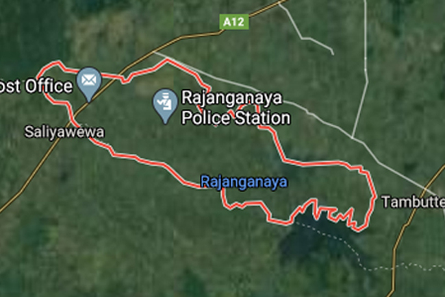 Travel restrictions in Rajanganaya lifted completely from today