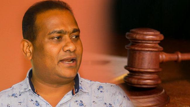 Former MP Premalal Jayasekara sentenced to death