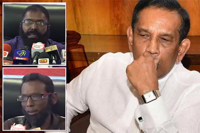 AG files indictments against Rajitha and ex-SPC chairman