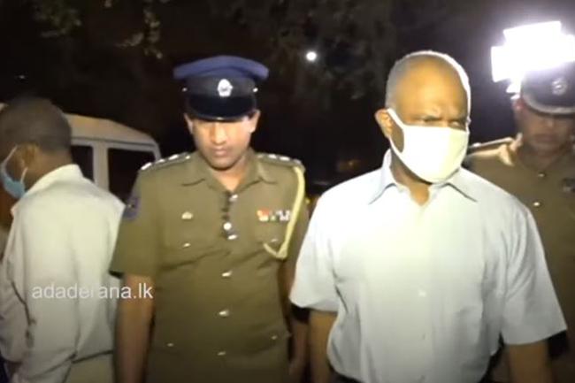 Shani Abeysekara remanded