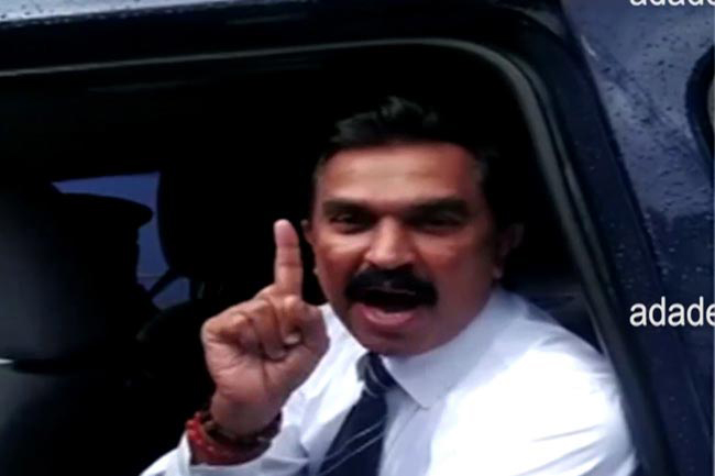 Arrested Negombo Prison SP brought to court