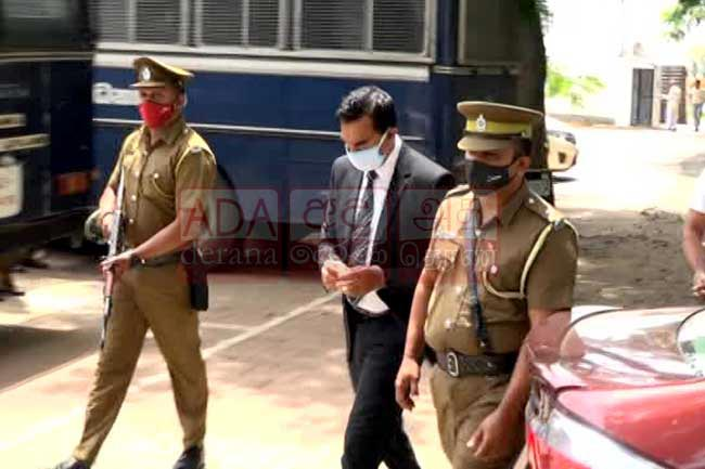 Negombo SP Sampayo and 3 prison officials further remanded