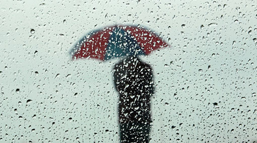 Showery condition to enhance during next few days