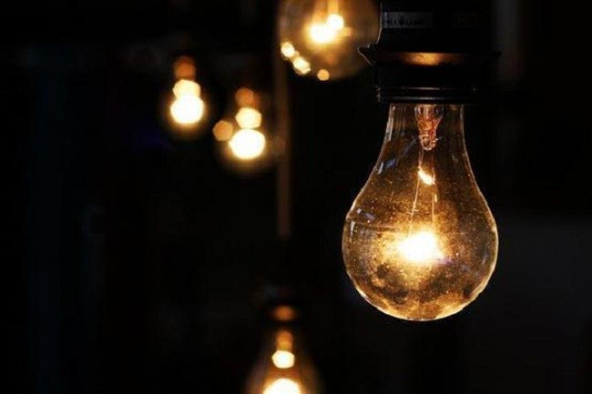 Power cuts in several districts due to bad weather