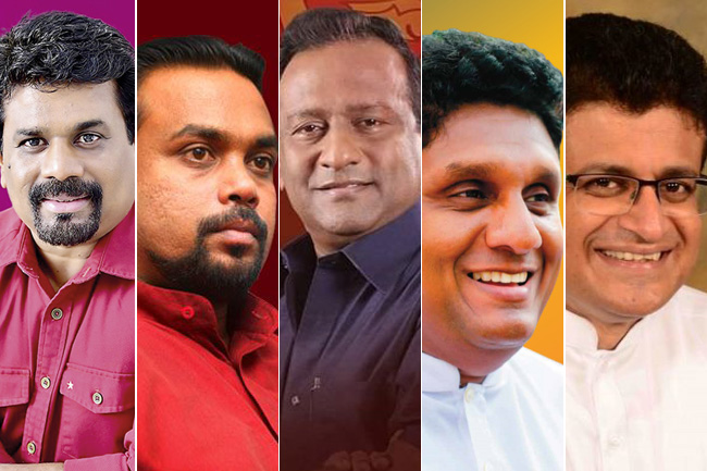 2020 GE: Colombo District preferential votes