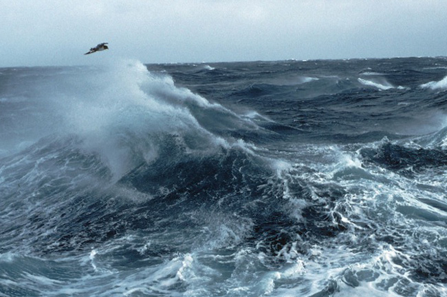 Naval, fishing communities warned of rough seas and gusty winds