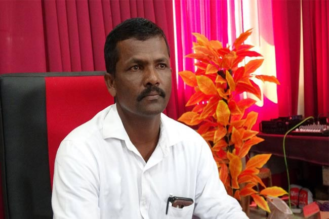 Thavarasa Kalaiarasan for ITAK National List seat
