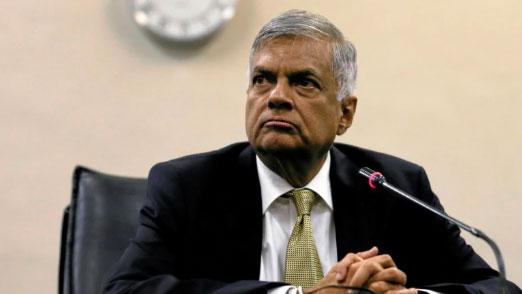 Ranil Wickremesinghe steps down as UNP leader