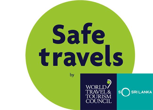 Sri Lanka receives Safe Travels Stamp from WTTC