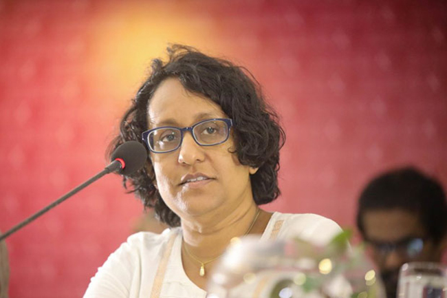 Dr. Harini Amarasuriya nominated to JJB's National List seat