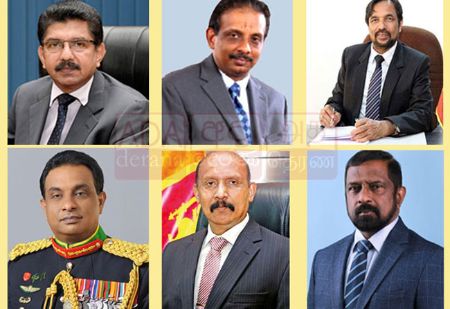 New Ministry Secretaries appointed; Anil Jasinghe to Environment Ministry