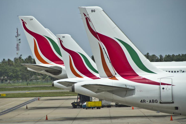 China suspends three airlines including SriLankan over COVID-19 fears