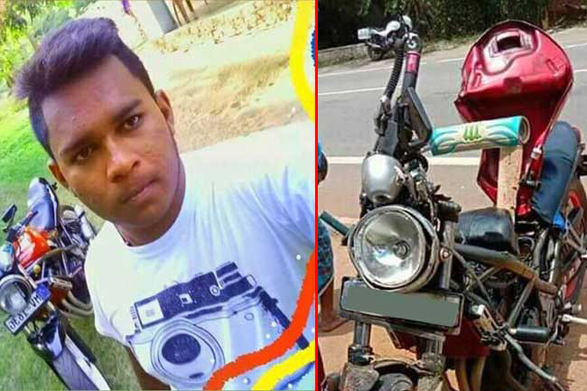 17-year-old motorcyclist killed in fatal accident