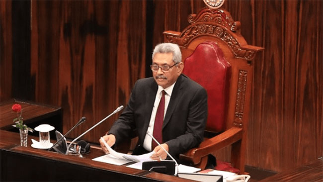 President to present new govt's policy statement on Aug. 20