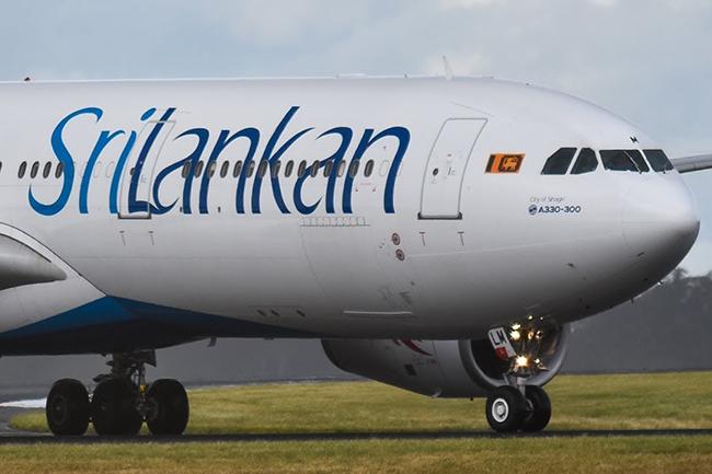 SriLankan clarifies temporary suspension of Shanghai service
