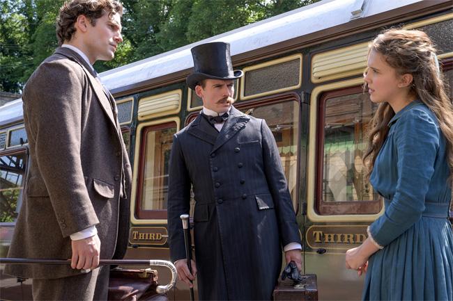 "Netflix drops first teaser for ""Enola Holmes"""